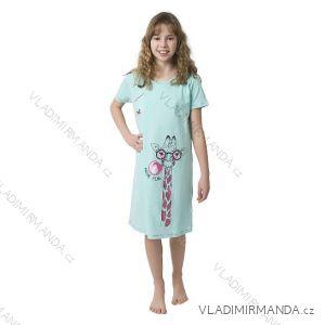 Maxi tričko/noční košile dorostenecká dívčí (140-160) CALVI-COONOOR 17-375