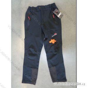 Kalhoty outdoor šusťákové tenké dětské dorost chlapecké (116-164) NEVEREST F-7101C