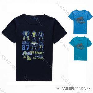 Tričko krátký rukáv dětské chlapecké (98-128) WOLF S2701