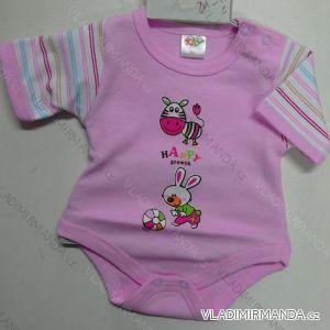 Body krátký rukáv kojenecké (56-98) KAY A20-92