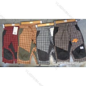 Kalhoty 3/4 krátké outdoorové dorost chlapecké (134-164) NEVEREST K1255C