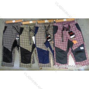 Kalhoty 3/4 krátké kraťasy dětské dorost chlapecké (116-158) NEVEREST B-51300C