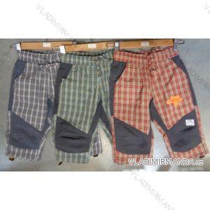 Kalhoty 3/4 krátké dětské chlapecké (98-132) NEVEREST K255CC