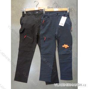 Kalhoty outdoor softshell jarní tenké dětské dorost (116-164) (116-164) NEVEREST F-7103C