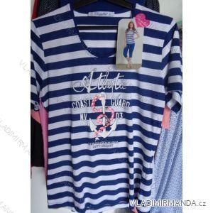 Souprava domácí pyžamo krátký rukáv dámské (s-xl) VENETTA 511115