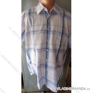 Košile krátký rukáv pánská (m-4xl) CANARY BOYS COLLECTION CANARY-02