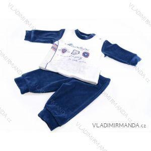 Pyžamo dlouhé kojenecké chlapecké (56,62,68,74) JADE 8-A50216