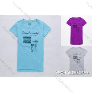 Tričko krátký rukáv dívčí (134-164) WOLF S2713