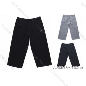 Tepláky 3/4 dlouhé pánské  (m-xxxl) WOLF T2744