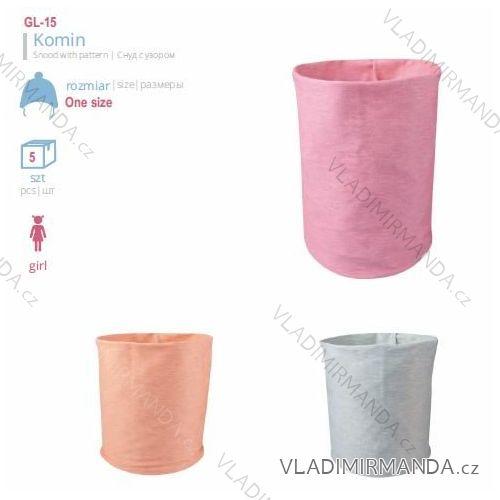 Nákrčník dětský dorost dívčí (one size) YO! GL-15
