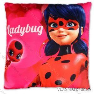 Polštář lady bug dětská dívčí (40x40) SETINO 821-246