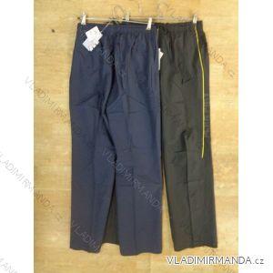 Kalhoty šusťákové pánské bavlněná podšívka (m-2xl) AOLES F-09004