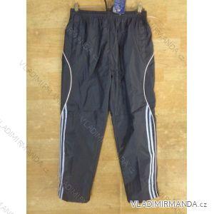 Kalhoty šusťákové dorost bavlněná podšívka (m-2xl) AOLES YMK11042