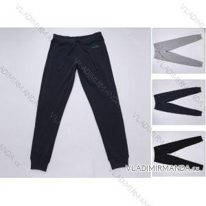 Tepláky dlouhé slabé dámské (m-xxl) WOLF T2789B