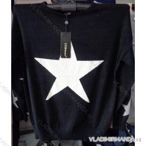 Svetr pulovr slabý dámský (l-xl) CCG PERFECT A3290