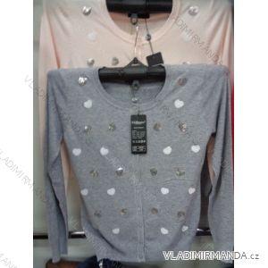Svetr pulovr slabý dámský (l-xl) CCG PERFECT A3230