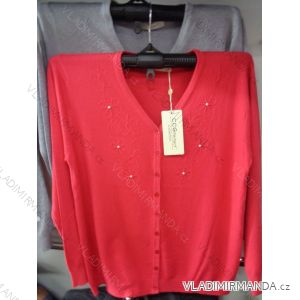 Svetr pulovr slabý dámský (l-xl) CCG PERFECT YY-9107