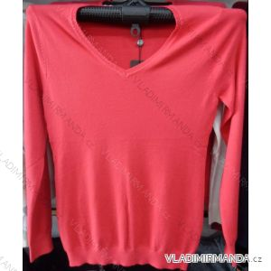 Svetr pulovr slabý dámský (l-xl) CCG PERFECT K4333