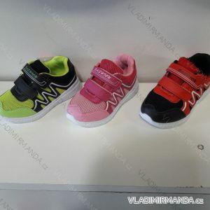 Boty sportovní na suchý zip dětské a dorostenecké chlapecké (25-30) KOKA EL10225