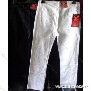 Kalhoty plátěné tenké dámské (30-42) SUNBIRD SX9216B