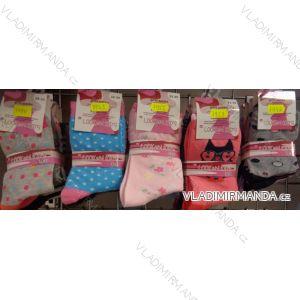Ponožky dětské dívčí (27-35) LOOKEN 7950