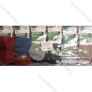 Ponožky slabé zdravotní lem bavlněné dámské (35-41)AURA VIA NNG8322