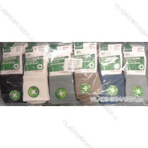 Ponožky slabé zdravotní lem bavlněné dámské (35-41)AURA VIA NNG66