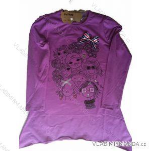 Tričko dlouhý rukáv dětské dívčí (4-12let) FEI TENG C11