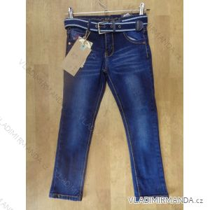 Rifle jeans dorost chlapecké (116-146) FAD F214