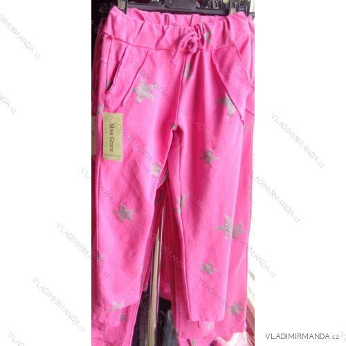 398c16171b81 Tepláky nohavice detské dorast dievčenské (4-14 rokov) Talianska Mladá móda  IMM457