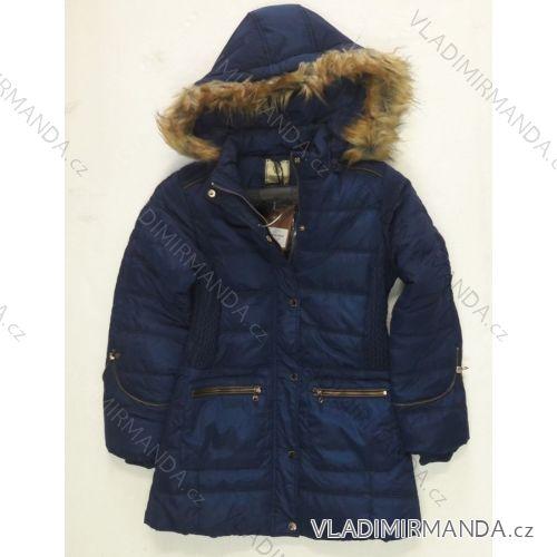 Bunda zimní zateplená s kožíškem chlapecká (6-16 let) GOOD CHILDREN BN169 2cb20d0629
