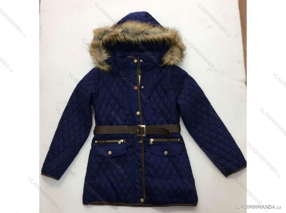 Bunda zimní zateplená s kožíškem chlapecká (6-16 let) GOOD CHILDREN BN166 a4ce142fd3