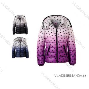 Bunda zimní dorost dívčí (134-170) GLO-STORY GMA-3372