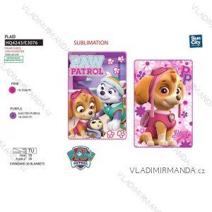 Deka paw patrol dětský  SUN city HQ4243
