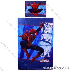 Povlečení spiderman dětské chlapecké (140*200cm; 70*90 cm) SETINO 710-218