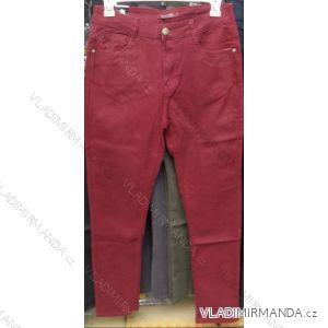 Kalhoty teplé dámské podzimní  (30-38) MOON GIRL S9200Z