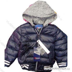 Bunda zimní dětská a dorost chlapecká (24/30) NATURE RSB-4871
