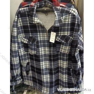 Košile zateplená beránkem pánská (m-3xl) NAN YUAN 6068/2