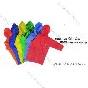 Pláštěnka dětská dívčí a chlapecká (110-130) VIOLA 5502
