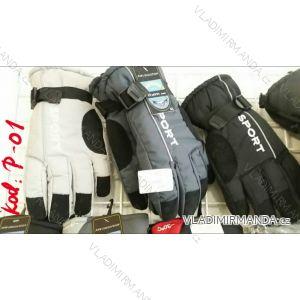 Rukavice  lyžařské šusťákové  pánské (uni) TAT P--01