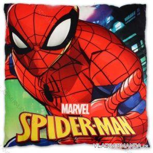 Polštář spiderman dětský chlapecký (40x40cm) SETINO SP-H-PILLOW-04