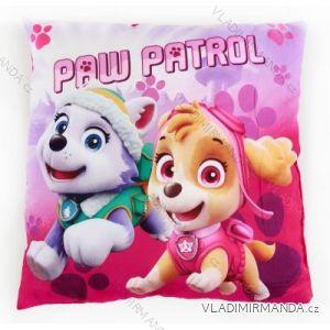 Polštář paw patrol dětský dívčí setino 610-013
