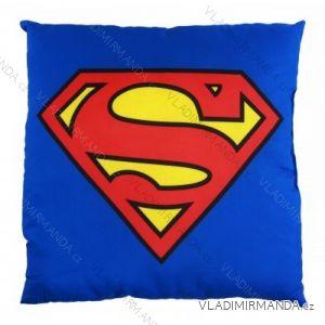 Polštář superman dětský chlapecký setino 610-001