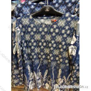 Tričko dlouhý rukáv dámské (m-2xl) AD6038
