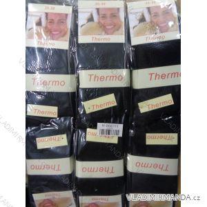 Ponožky teplé thermo dámské (35-42) VIRGINA H-866111