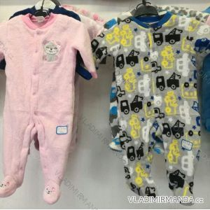 Overal teplý kojenecký dívčí a  chlapecký (3-9 měsíců) AODA  H160108