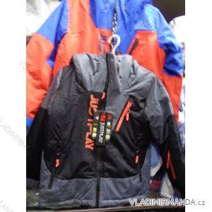 Bunda zimní lyžařská chlapecká (128-134,140-146,152-158,164-170) JUSTPLAY B3322