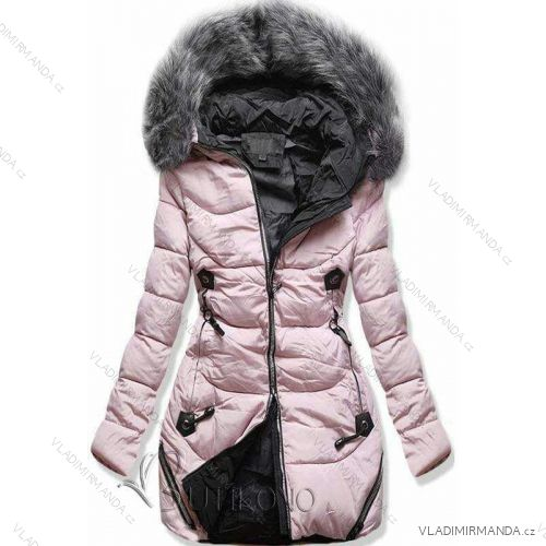62b239598523 Bunda zimní kabát dámská (s-2xl) GAROFF GR17018