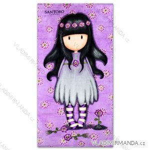fe2c09d82fb0 Bath towel santoro london baby girl (70   140) SETINO 821-198