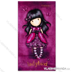 061f54e3629a Bath towel santoro london baby girl (70   140) SETINO 821-156